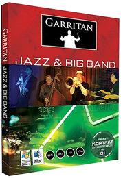 Gary Garritan Jazz and Big Band - Software