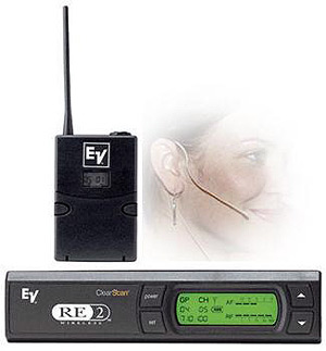 Electro Voice RE2-E -RE97  Beige Color Mic []