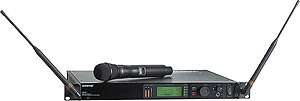 Shure KSM9/SL Wireless System - Black Microphone []