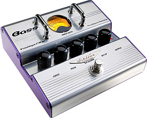 Envelope Filter Bass Amplifier Pedal