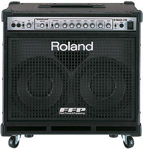 Roland DBass 210 Demo