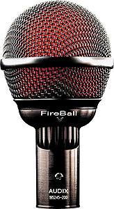 FireBall-V Harmonica Microphone