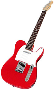 Fender GMP Replica Mini Telecaster® - Red - Replica Model [099-9344-000]