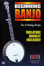 Beginning Banjo (DVD)