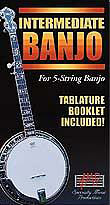 Intermediate Bluegrass Banjo (DVD)