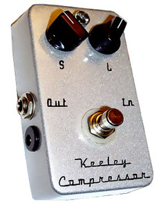 Keeley Compressor - 2 Knob