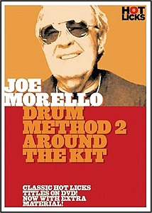 Hot Licks Joe Morello - Drum Method 2 - Around the Kit (DVD)