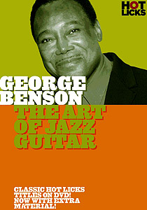 Hot Licks George Benson - The Art of Jazz Guitar (DVD)