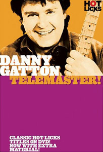 Hot Licks Danny Gatton - The Telemaster (DVD)