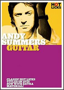 Hot Licks Andy Summers - Guitar (DVD)