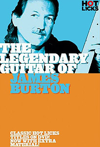 Hot Licks James Burton - The Legendary (DVD)