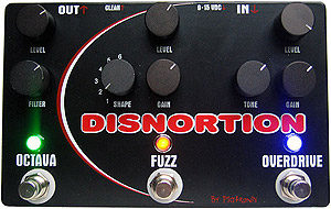 Pigtronix OFO Disnortion []