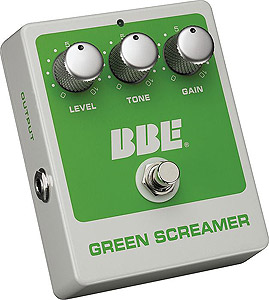BBE Green Screamer Overdrive []