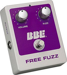 BBE Free Fuzz Effect Pedal