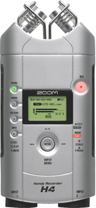Zoom H4 Compact SD Recorder [ZH4]