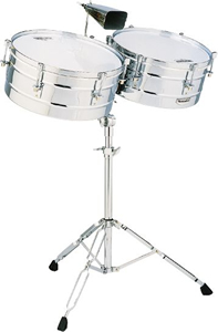 LP M257 Timbales - Chrome
