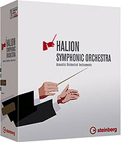 Steinberg HALion Symphonic Orchestra