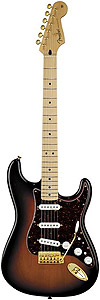 Fender Deluxe™ Players Stratocaster® - 3-Color Sunburst Maple
