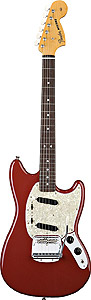 Fender 65 Mustang - Dakota Red Rosewood