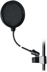 OnStage ASVS6B Studio Pop Filter [ASVS6B]