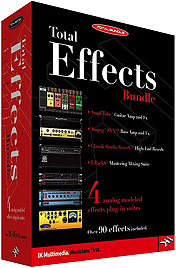 Ik Multimedia Total Effects Bundle []