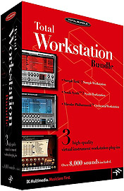 Ik Multimedia Total Workstation Bundle