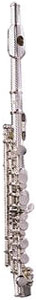 6458S C Piccolo - Silver Finish
