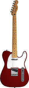 James Burton Standard Telecaster® - Candy Apple Red
