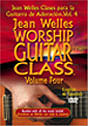 Jean Welles Worship Guitar Class Vol 4 DVD