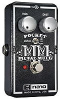 Pocket Metal Muff