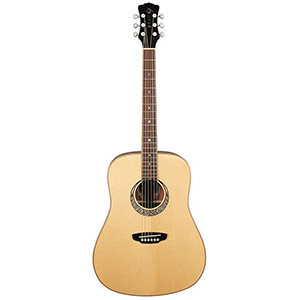 Luna Guitars Muse M Dreadnought - Satin Natural