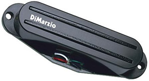 Dimarzio Chopper - Black [DP184BK]