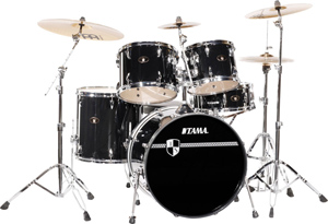 Tama IS52C Imperialstar - Black [IS52kcBK]