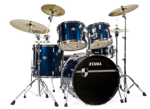 Tama IS524MNB Imperialstar - Midnight Blue [IS524kcMNB]