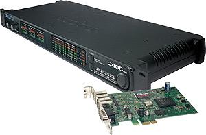 MOTU 2408 MK3 Core System PCI-e
