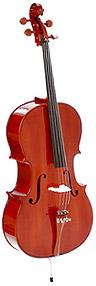 Cremona SC-150 Cello - 3/4 Scale