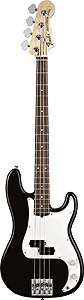 Highway 1 Precision Bass® - Flat Black - Rosewood