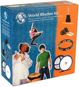 Kaman World Beat Rhythm Kit
