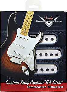 Fender Custom Shop 54 Strat Pickups