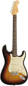 Classic Player 60s Stratocaster® - 3-Color Sunburst - Rosewood