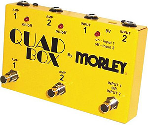 Morley Quad Box [QUAD]