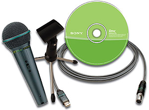 Sound Tech LightSnake Podcasting Kit [STUSBPOD300]