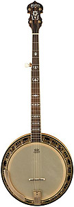 Washburn B120 Pro Banjo with Case [B120K]