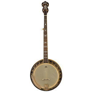 B120 Pro Banjo with Case