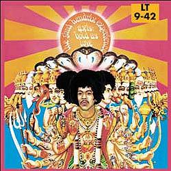 Dean Markley Jimi Hendrix NPS Electric Guitar Strings 9-42