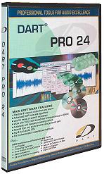Dart Pro 24 Audio Restore