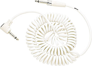 Fender Koil Kord™ Cable - White 30 Foot [0990600003]
