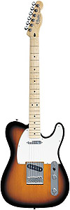 Fender Standard Telecaster® - Brown Sunburst/Maple Fretboard [0145102532]