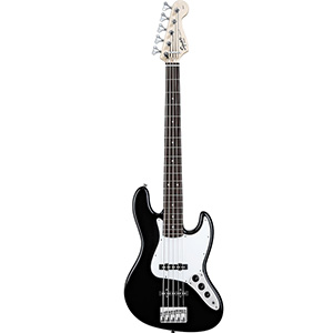 Affinity Jazz Bass V Black