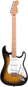 Jimmie Vaughan Tex-Mex Stratocaster 2-Tone Sunburst